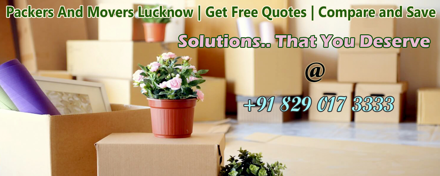 Best And Reliable Packers And Movers Lucknow