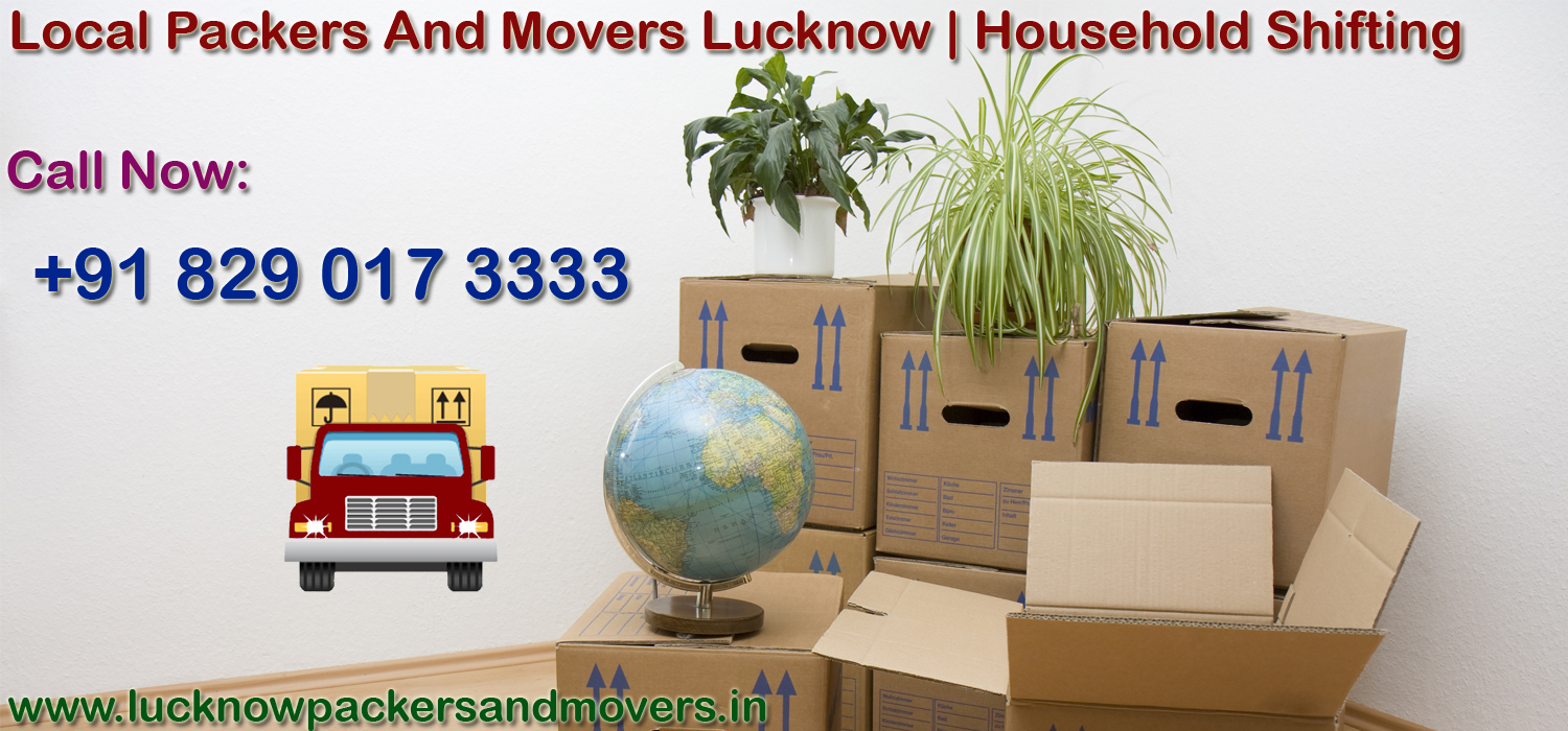 Local Packers And Movers Lucknow