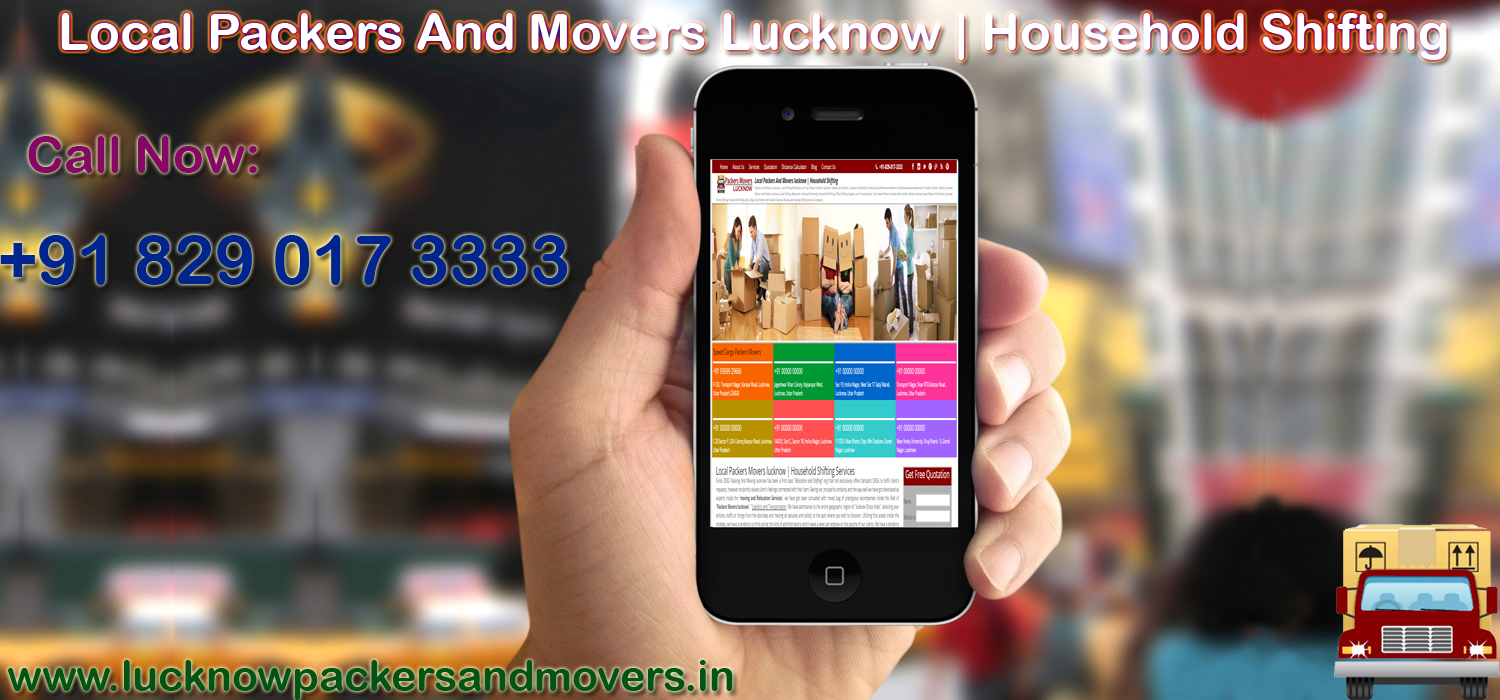 Top Packers and Movers Lucknow
